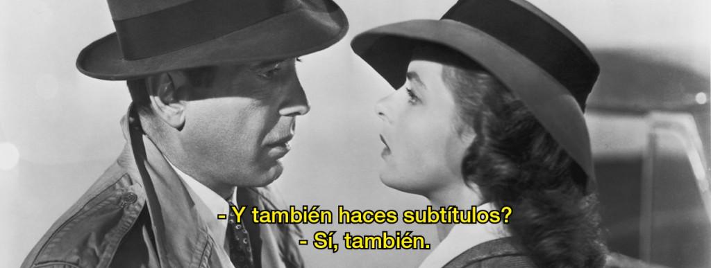 casablanca spanish